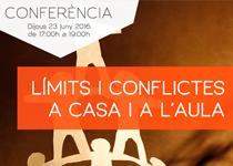 Conferencia sobre Límites y Conflictos - 23/06/2016