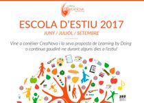 Escuela de Verano en CreaNova - Junio, Julio y Septiembre